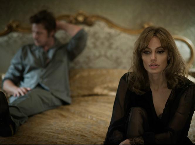 Фото №1 - Первый трейлер новой совместной работы Анджелины Джоли и Бреда Питта