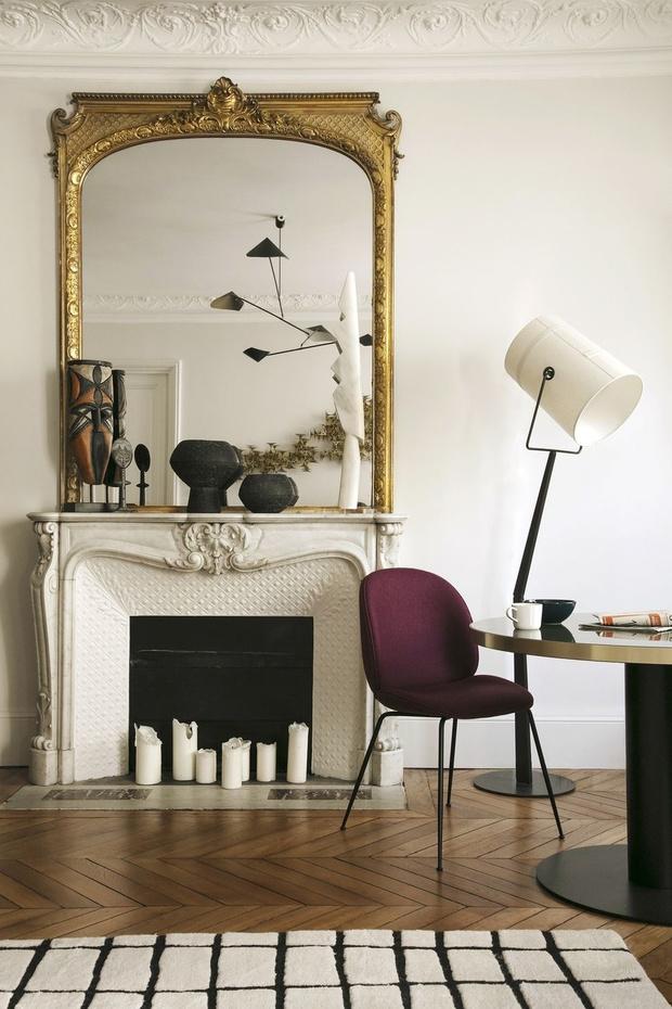 Фото №3 - Классические стили в контексте современного дизайна