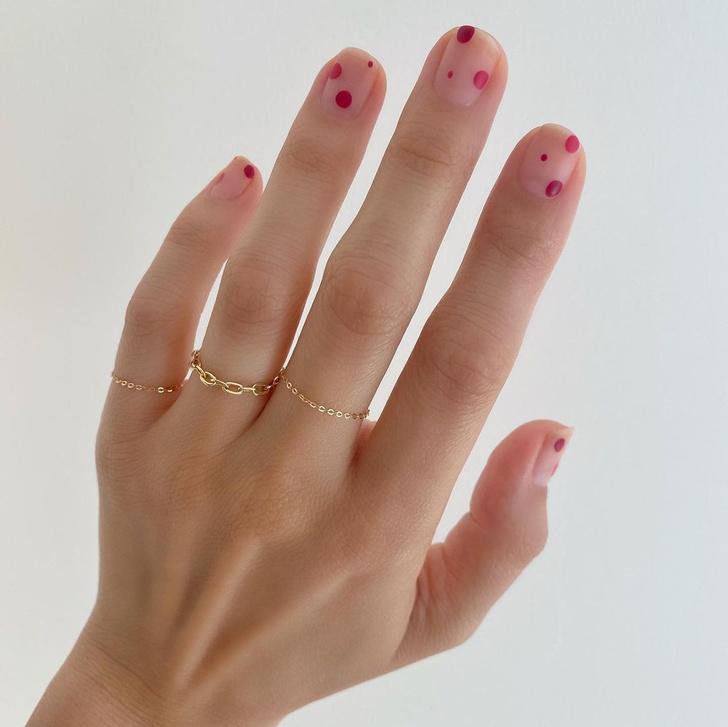 Фото №4 - Маникюр 2021: все про модный дизайн ногтей