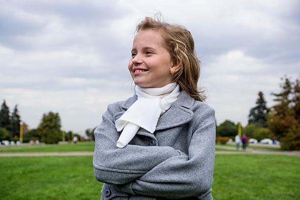 Фото №1 - Поддержи Алису Кожикину на детском конкурсе «Евровидение»