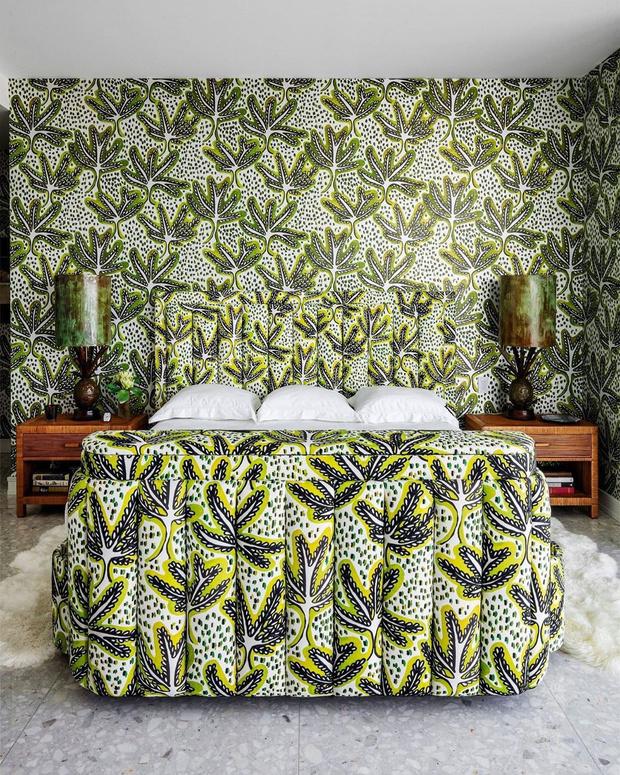 Фото №1 - Природные мотивы в спальне: советы и идеи