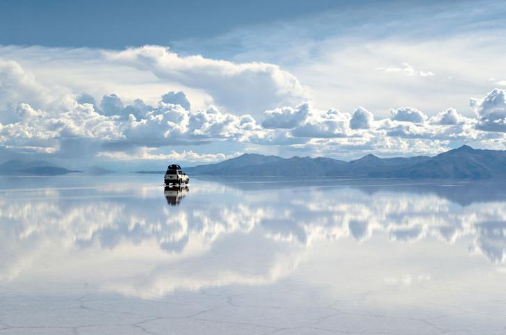 Фото №1 - Событие месяца. Зеркало мира (Боливия)