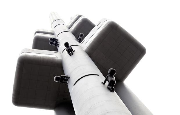 Фото №11 - Они позорят свой район! 10 уродливых архитектурных сооружений
