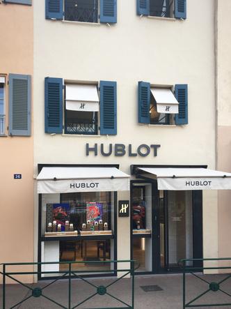 Фото №15 - Где купить стильные часы: Hublot открывает новые бутики на Средиземном море