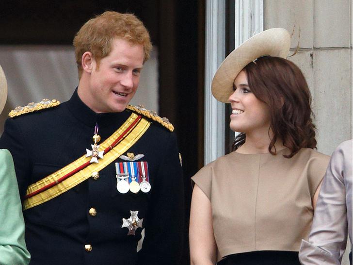 Фото №2 - Кто из Виндзоров первым увидит Лилибет Сассекскую (это не Чарльз и не Королева)