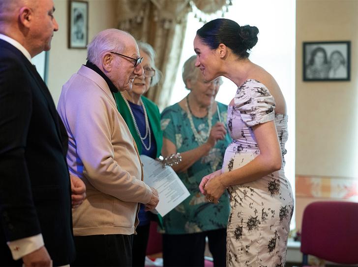 Фото №5 - Герцогиня Меган не прощается с кино (но примеряет новую роль)