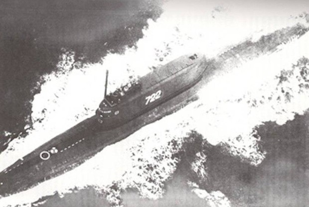 Фото №2 - Операция «Азориан»: как американцы охотились за пропавшей советской подлодкой