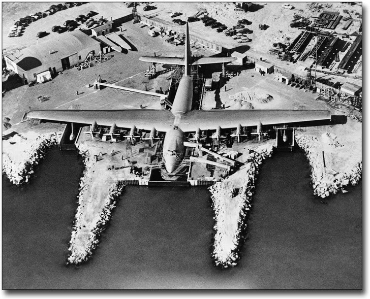 Фото №3 - 26 секунд, которые потрясли мир: история самого большого самолета-амфибии