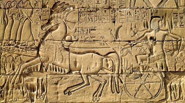 Фото №6 - Фараон — победитель хаоса