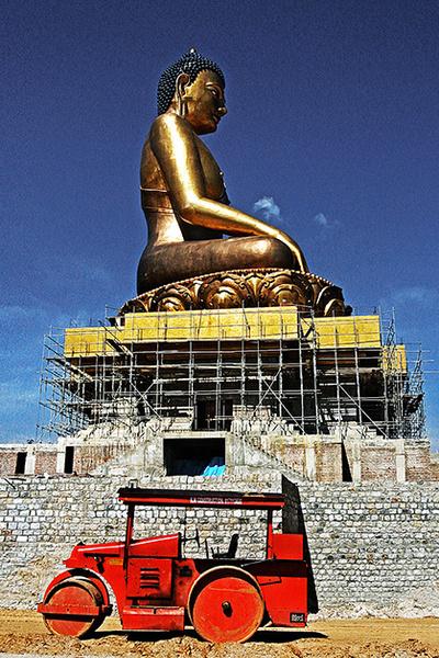 Фото №3 - Бутан: счастье - это место