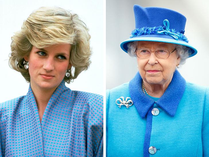 Фото №1 - Особое украшение, которое напоминает Королеве о принцессе Диане