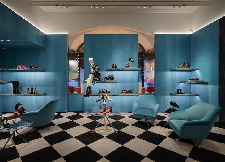 Фото №12 - Ирина Горбачева, Ксения Собчак и другие звезды на открытии нового магазина Prada в Москве
