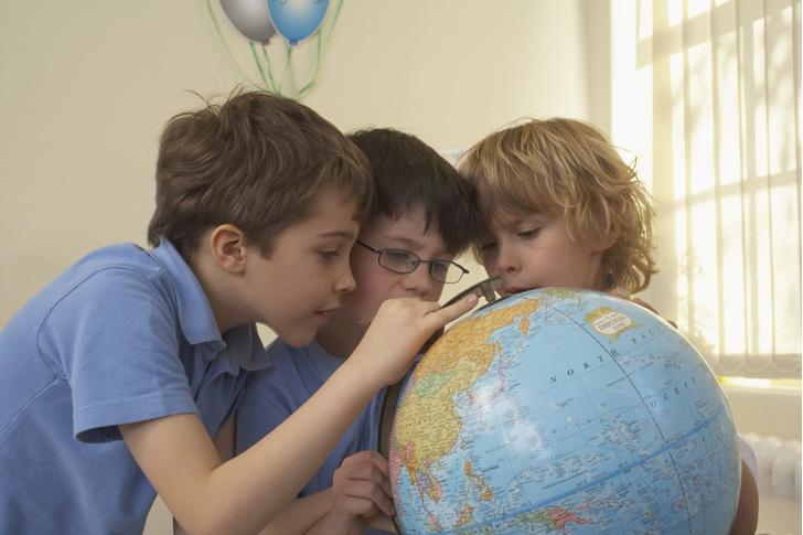 Фото №1 - В России пройдет Чемпионат по географии