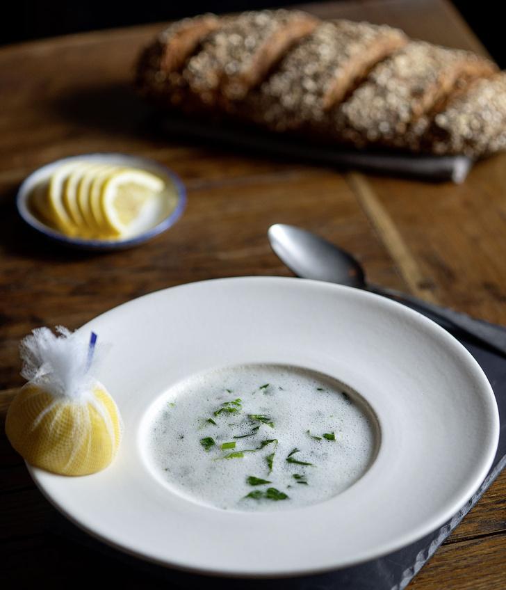 Фото №1 - Агнец божий: главный пасхальный суп по версии греческих хозяек