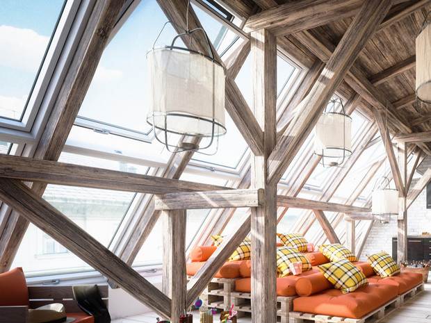 Фото №3 - Домашний оазис: как превратить балкон в комнату отдыха