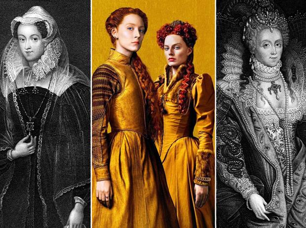 Фото №1 - Елизавета I и Мария Стюарт: противостояние длиною в жизнь