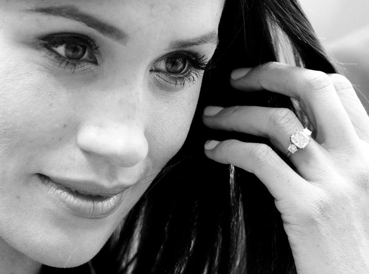 Фото №1 - От актрисы до герцогини: бьюти-эволюция Меган Маркл