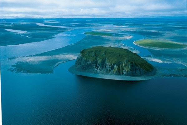Фото №1 - Край исчезающих островов