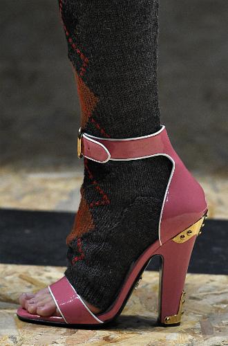 Фото №11 - Самая модная обувь сезона осень-зима 16/17, часть 1