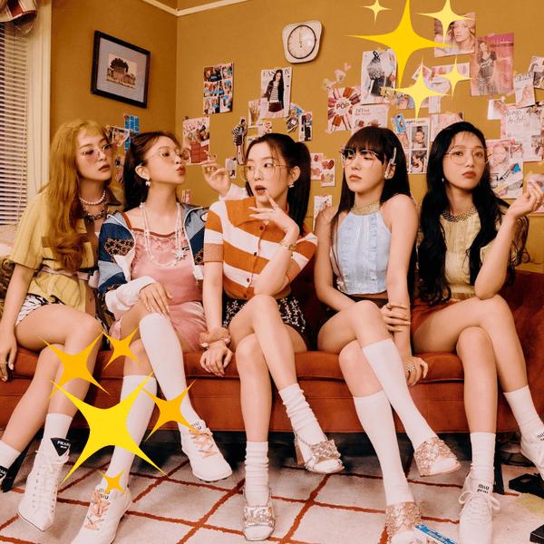 Фото №1 - Тест: Какая песня Red Velvet описывает твое настроение? 🍰