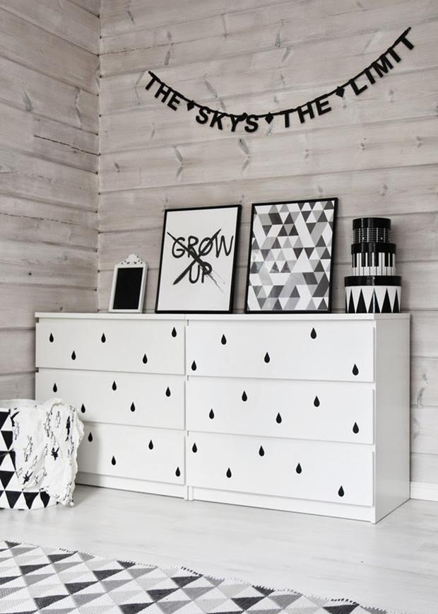 Фото №20 - Три товарища: новый стильный облик старых шкафов ИКЕА
