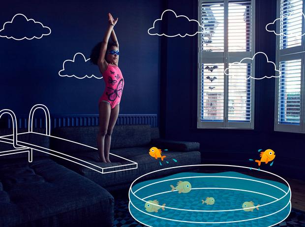 Фото №2 - Как правильно обустроить детскую комнату