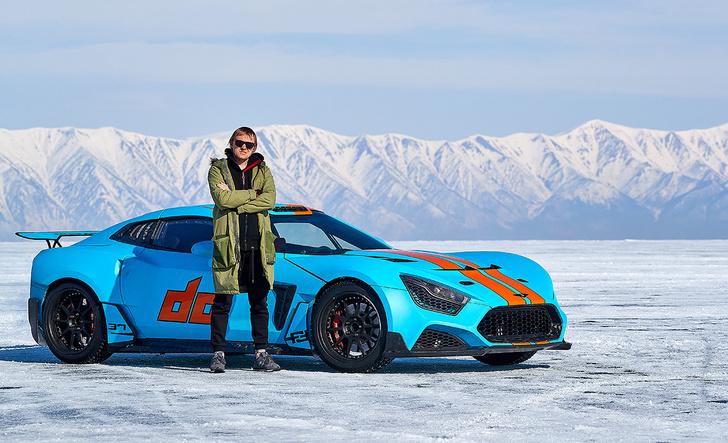Фото №10 - Полегче на поворотах: как правильно ездить по льду