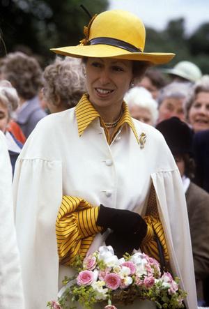 Фото №3 - Принцесса Анна – непризнанная икона стиля королевской семьи
