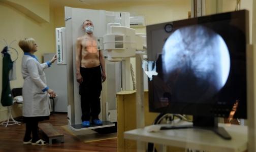 Фото №1 - Почему Петербургу не удается справиться с туберкулезом