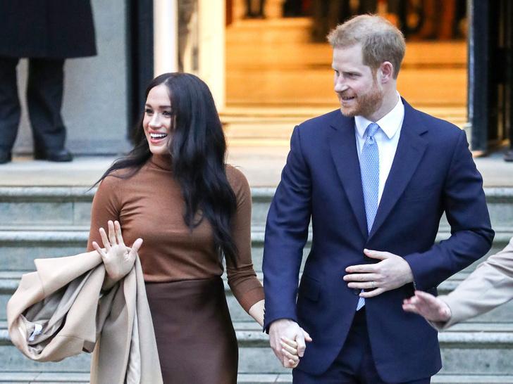 Фото №2 - План Золушки: на что на самом деле рассчитывала Меган, выходя замуж за принца