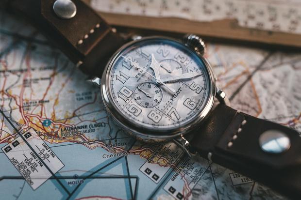 Фото №3 - Zenith представил лимитированную коллекцию часов