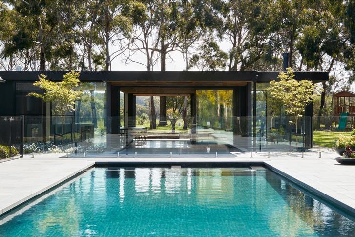Фото №1 - Лесной царь: модернистский дом под Мельбурном