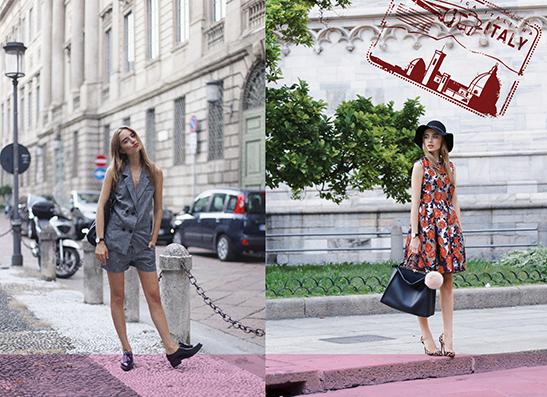 Фото №4 - Стильные образы Сони Есьман с Недель моды
