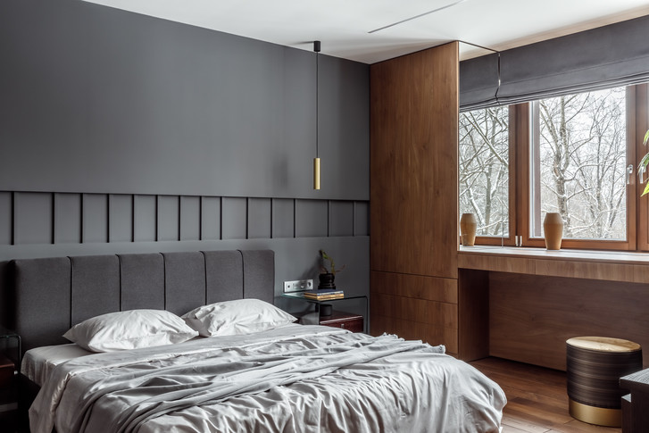 Фото №6 - Квартира 124 м² для искусствоведа и ученого в Химках