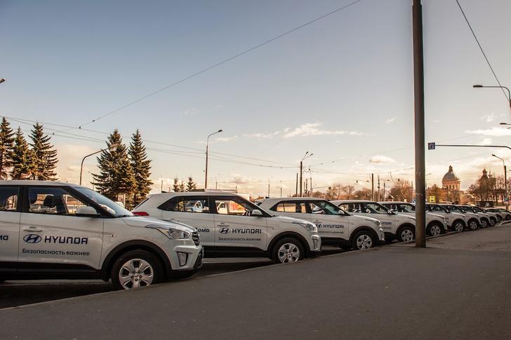 Фото №1 - Hyundai запустила программу поддержки медиков и волонтеров в рамках борьбы с COVID-19