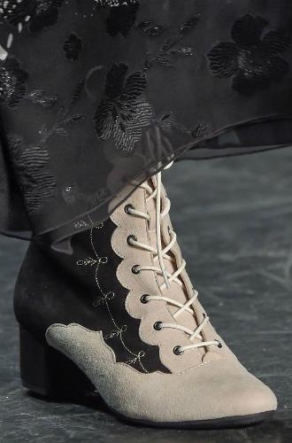 Фото №37 - Самая модная обувь сезона осень-зима 16/17, часть 1