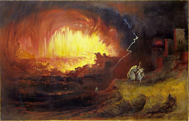 Фото №1 - Археологи заявляют, что нашли Содом