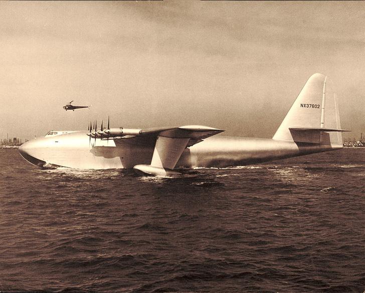 Фото №2 - Гиганты в небе: 6 самых больших самолетов