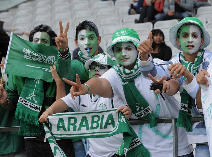 Фото №1 - Футбол по-арабски: как играют и болеют в Саудовской Аравии
