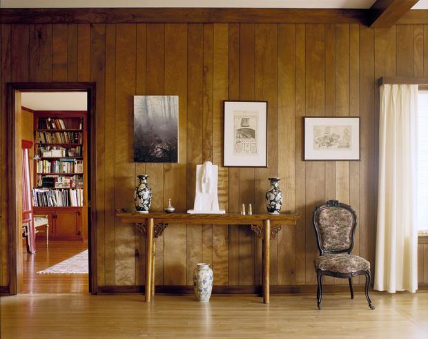 дом Ильи Кабакова, Норт-Форк, США