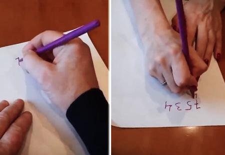 Эффектный математический фокус, для показа которого достаточно уметь считать до десяти