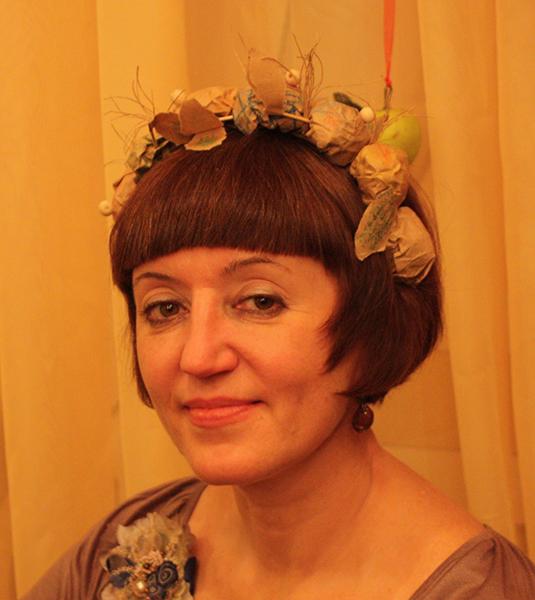 Шляпка «Шарлотка», Татьяна Серых