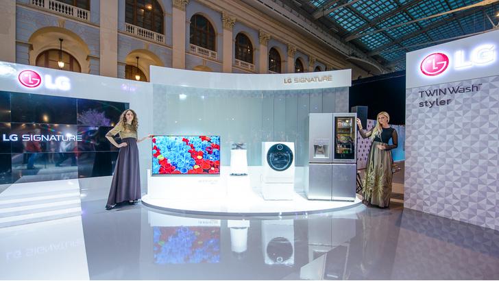 Фото №3 - Высокие технологии  LG для высокой моды