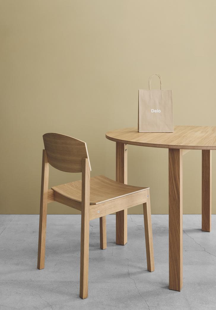 Фото №2 - Made in Russia: новый стул «Бро» марки Delo Design