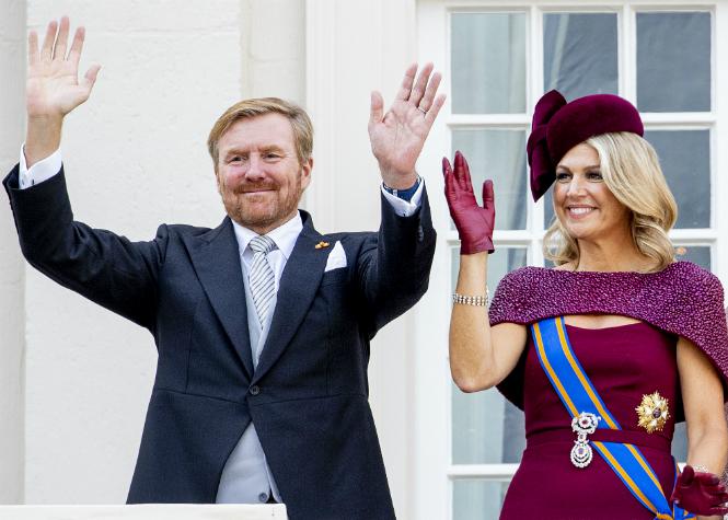 Фото №5 - Король Виллем-Александр выступил в Парламенте в День принца
