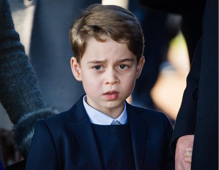 Фото №1 - Когда принц Джордж узнал, что ему предстоит стать королем