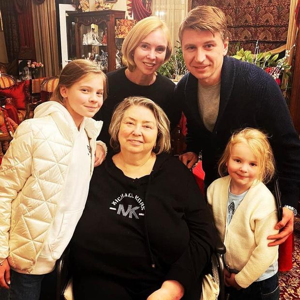 Татьяна Тарасова последние новости
