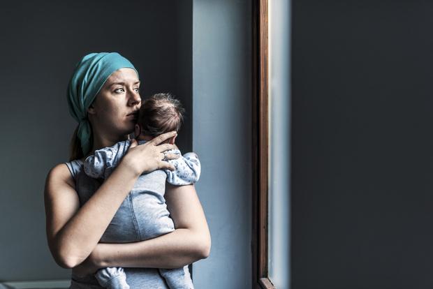 Фото №2 - Силы на нуле: три стадии материнского выгорания