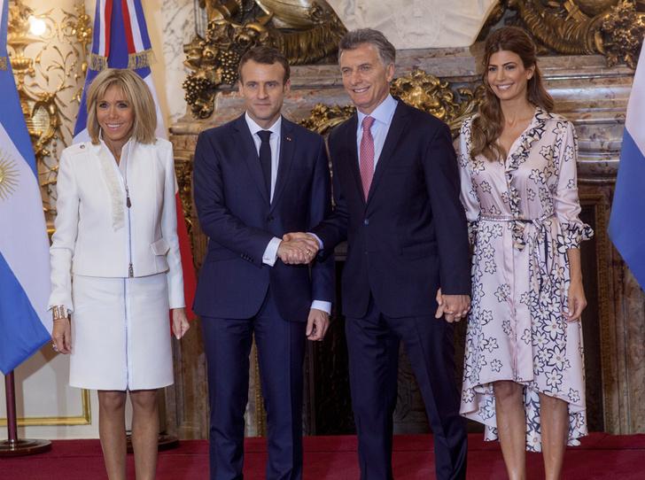 Фото №4 - У кого есть шанс затмить всех Первых леди (и даже одну королеву) на саммите G20