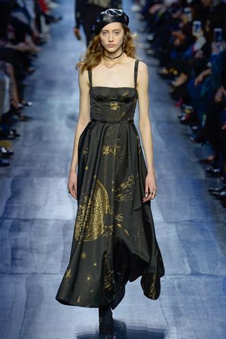 Фото №9 - Небесные силы: коллекция Dior FW 2017/18